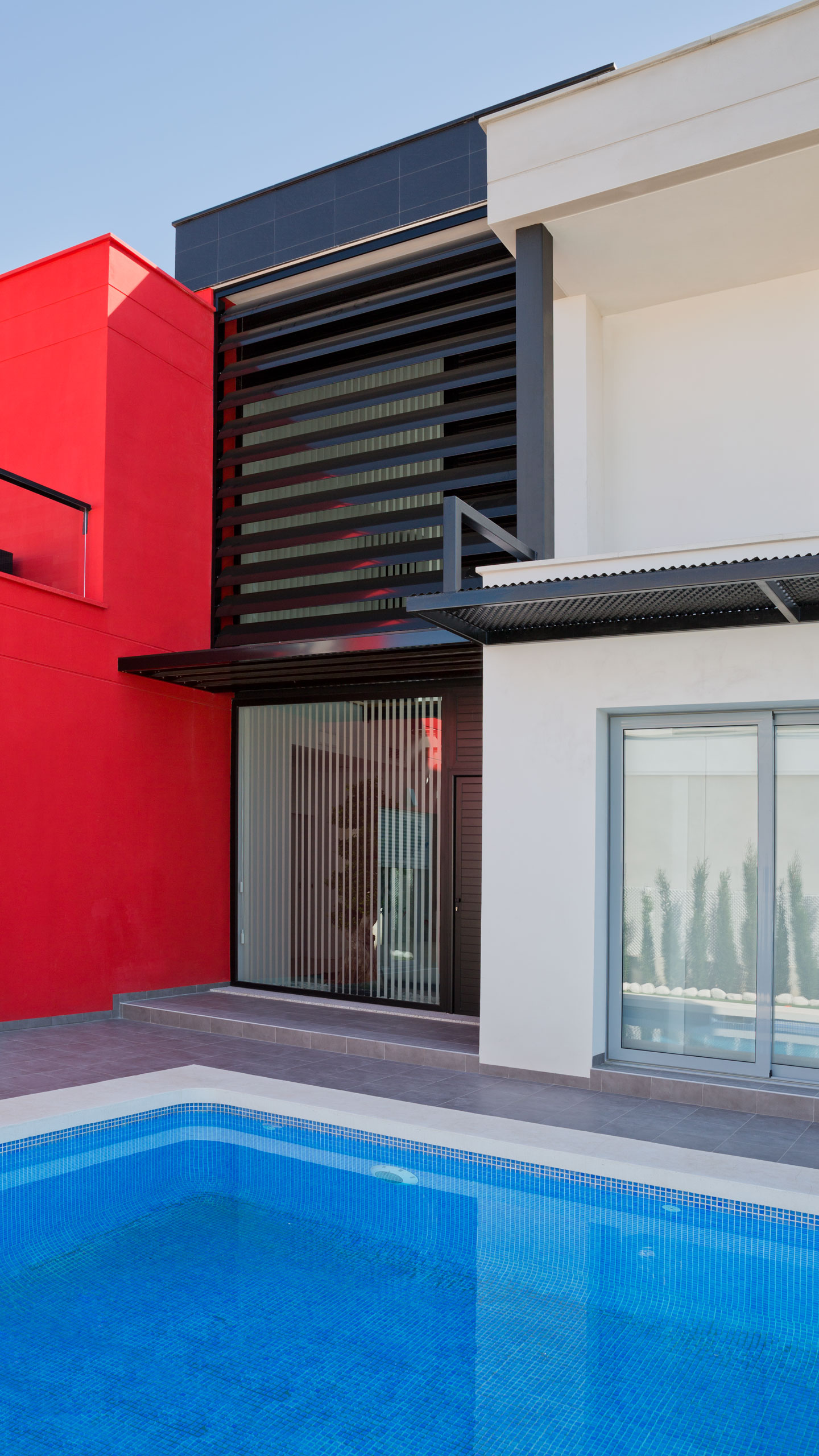 O-300 Louvers – Installed in residential areas